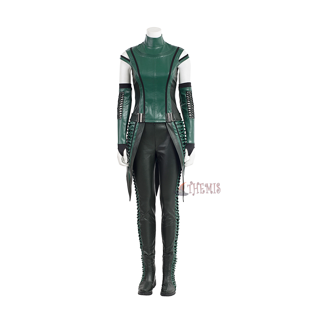 Athemis  Guardians of the Galaxy  Game  cosplay Cosplay Mantis girls Costumes high quality