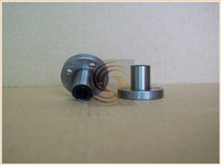 LMF80UU 80mmx120mmx140mm 80mm round flange linear ball bearing bushing for 80mm rod round shaft cnc part 1pcs