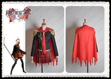 Free shipping FINAL FANTASY cosplay Seven COSPLAY Christmas costumes
