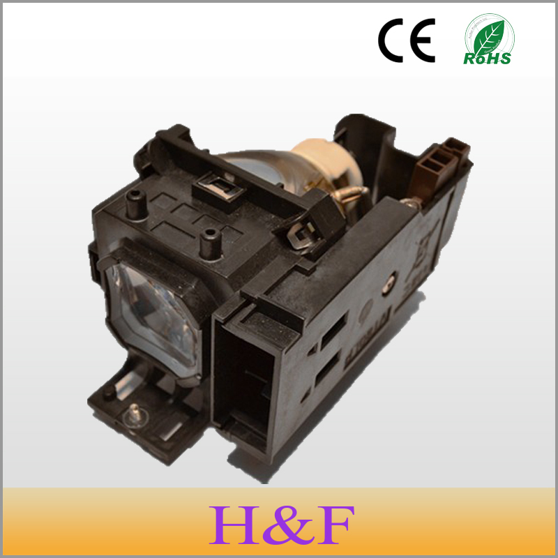 Free Shipping VT80LP Compatible Replacement Projector Lamp With Housing For NEC Projectors  VT48/VT49/VT57/VT58/VT59 Proyektor projector bulb lh01lp lh 01lp for nec ht510 ht410 projector lamp bulbs with housing free shipping
