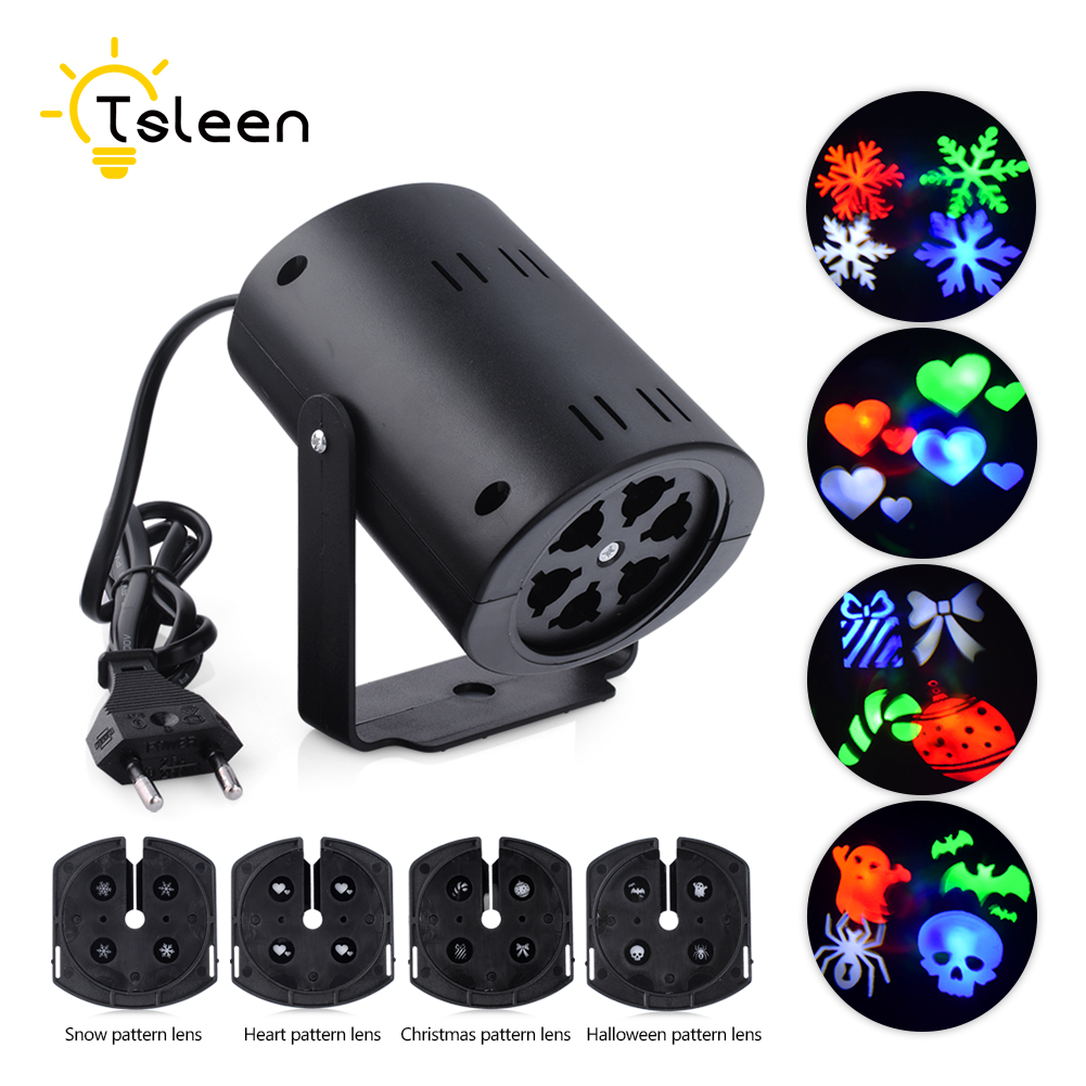 RGB RGBW Holiday Decoration Stage Light Christmas Party Laser Snowflake Projector Outdoor LED Disco Light Equipment For Home high quantiy 28 ball led 5m string light for christmas xmas holiday wedding party decoration fashion holiday light 8 mode work
