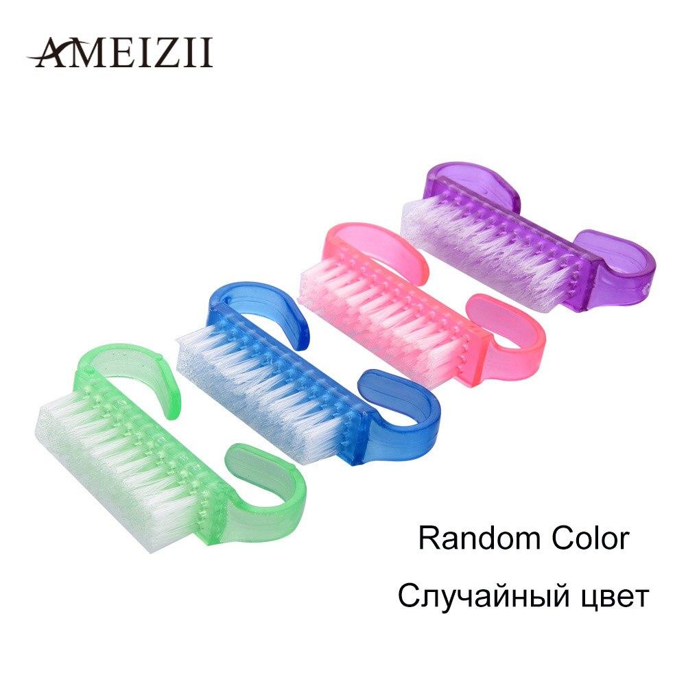 AMEIZII 5 teile/satz Nagel Datei Puffer Pinsel Nägel Kunst Tipps Durable Polieren Schleifen Dateien Block für Nagel Gel Polnischen Maniküre werkzeuge