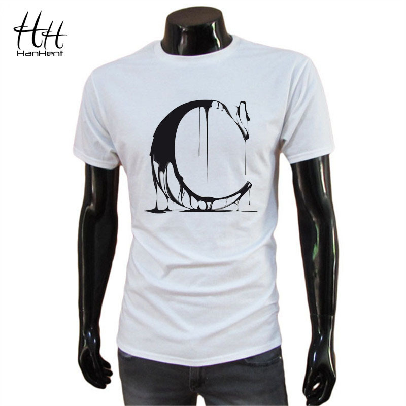 16f8c488b TOP quality brand casual t shirt 100% cotton Tops   Tees summer men T shirt letter  C print tshirt men fashion clothing TA0176-in T-Shirts from Men s ...