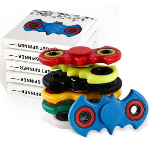 Fingertip Gyro Decompression, Spinner,Hand Spinner Plastic,New Batman Gyro EDC Tool,Anxiety Stress Relief,Toys