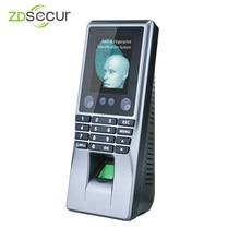 Мульти-биометрический отпечаток лица распознавание доступа дверной замок с посещаемостью ZDM10