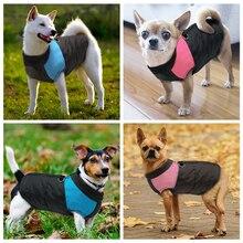 Waterproof Dog Vest Jacket Winter Nylon Dogs Clothing