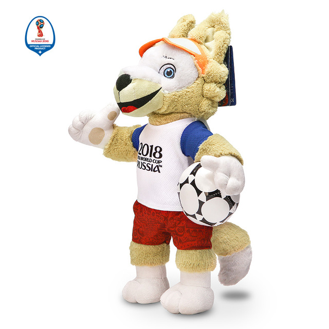 FIFA World Cup 2018 Mascot Zabivaka
