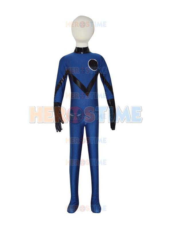 Child Fantastic Four Costume the most popular kids superhero halloween cosplay party show suit