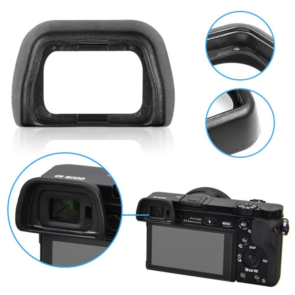 Camera & Photo Accessories Hearty Fda-ep10 Eyecup Viewfinder Eye Cup Eye Piece Eyecup Protector For Sony Camera A6300 A6000 A5000 Nex-7 Nex-5 Nex-6 Fda-ev1s Quell Summer Thirst Photo Studio Accessories