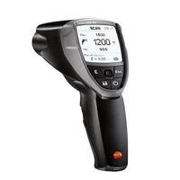 Инфракрасный прибор для измерения температуры testo 835 T2 pro когда дело доходит до высоких температур