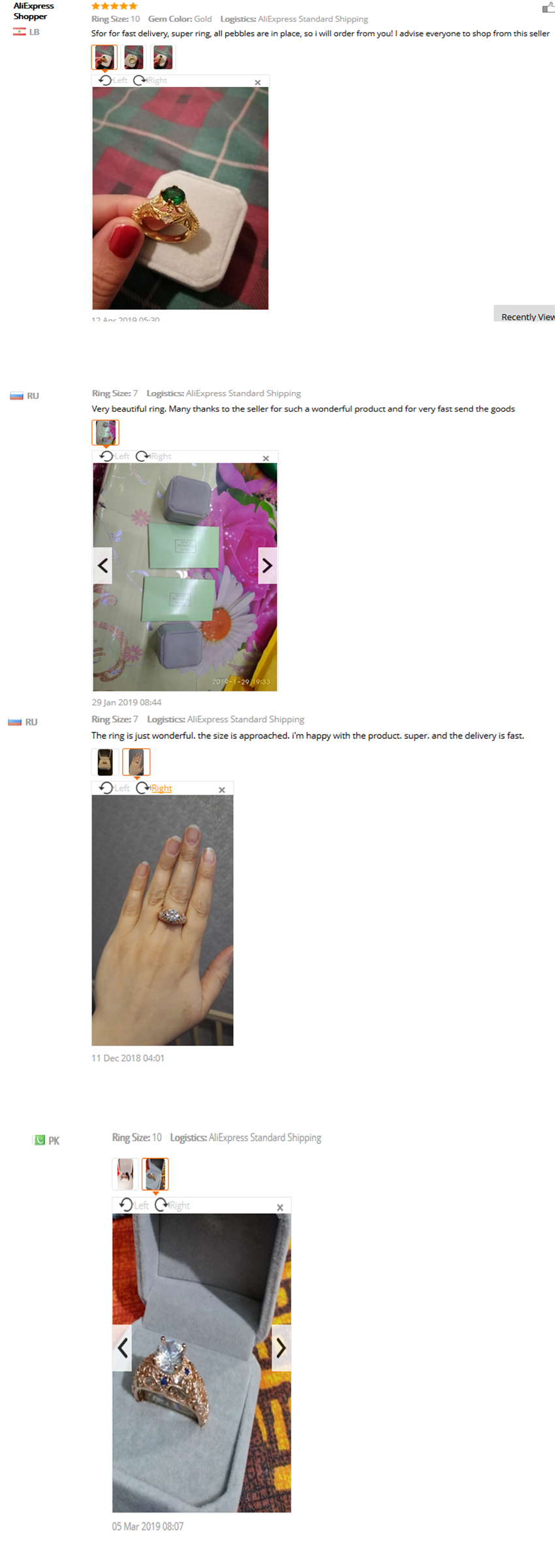 14K 3 Colors Gold Diamond Ring for Women Vintage Fashion Topaz Zircon Gemstone Bizuteria Anillos Sliver Jewelry Engagement Ring