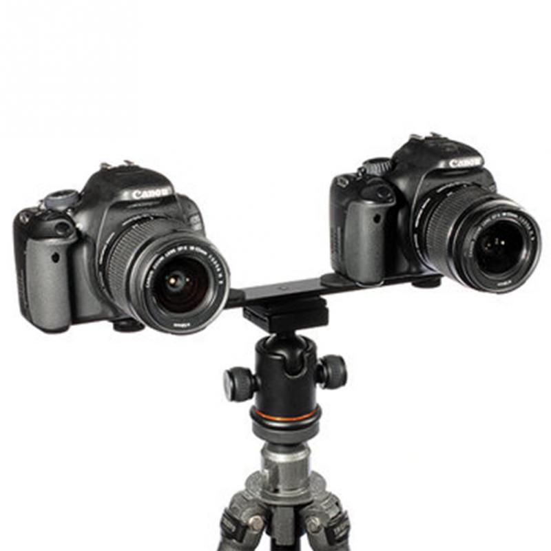 Универсальный держатель для вспышки с двойным концом, штатив для цифровой зеркальной камеры, аксессуары для фотостудии|flash bracket mount|light stand holderflash bracket | АлиЭкспресс