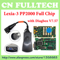Top Quality 921815C Firmware Full Chip Diagbox V7.76 Lexia3 Lexia 3 PP2000 Diagnostic Tool Free Shipping