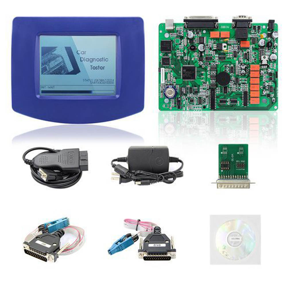 Digiprog3 Digiprog 3 V4.94 avec câbles complets outil programmeur odomètre Digi Prog 3 Digiprog III 4.94 Version