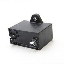 CBB61 6 400 uF 450 V Capacitor de Funcionamento Do Motor do motor do Ventilador de Teto Início AC SH de ventilação de escape mf mfd mkf vac Volt