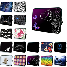 Fashion Viviratioin Print Laptop Bag Super Thin Laptop Sleeve Cases Waterproof Shockproof Cover For 7 10 12 13 14 15 17 Notebook