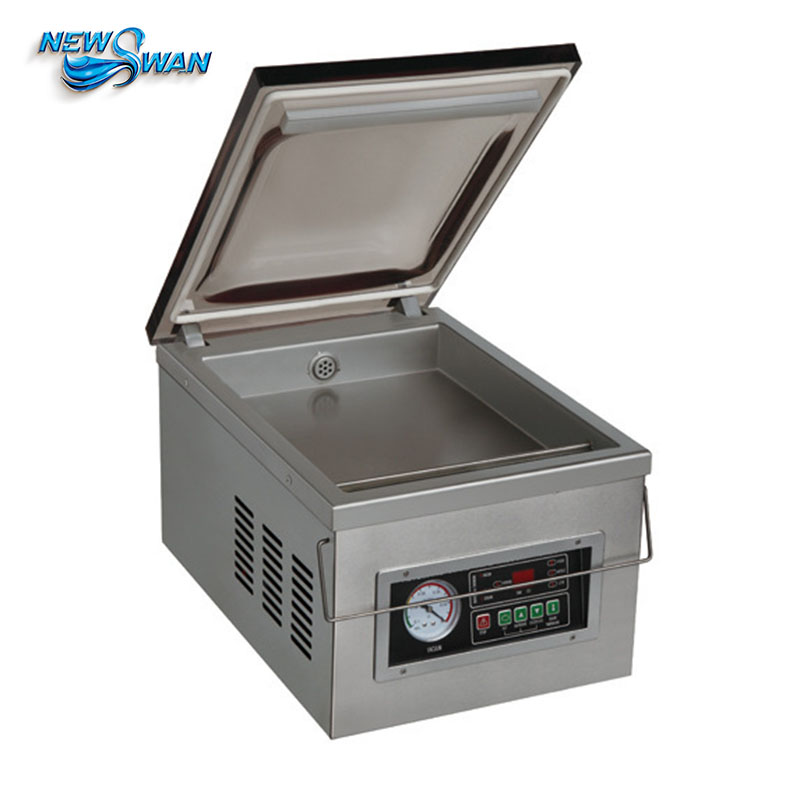 DZ-260 Vacuum Packaging Sealer Aluminum Bags Sealing Machine Plastic Package Sealer Food Paper Booking Shrinking Sealer Packers pfs 200 impulse quick rapid plastic pvc bag sealing machine sealer for food medical packaging packing manufacturing industry
