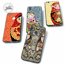 Matryoshka For Huawei P20 lite Case for Huawei NOVA 3 3i Cases for Huawei P20 Pro P30 P9 lite P10 lite Plus P Smart 2019 Cases цена