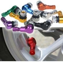 Колпачок клапана для шин, крышка клапана мотоцикла, CNC клапан для контроля давления в шинах, универсальный для yamaha R1 R3 R6 MT07 09 MT10 XJ6 TMAX