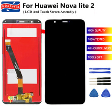 5.65 inch For Huawei Nova lite 2 LCD Display Touch Screen Digitizer Assembly LCD replacement For Huawei Nova lite2 FIG LA1 lcd