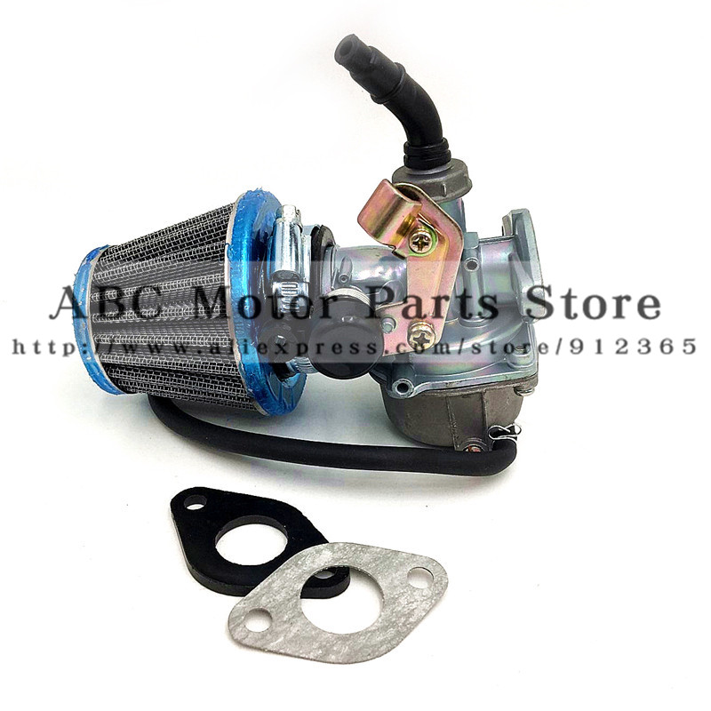 Back To Search Resultsautomobiles & Motorcycles New Carburetor Pz19 Carb 50 70 90cc 100 110cc 125cc Atv Sunl Nst Chinese Cable Choke To Adopt Advanced Technology