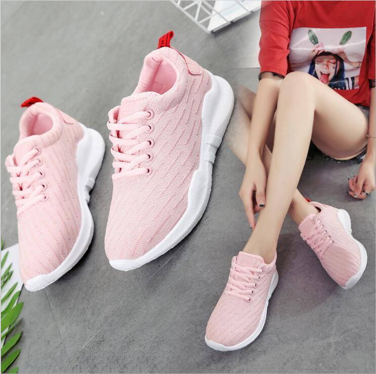 New Design Girls Running Shoes Sneakers