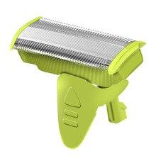 CHJ Oneblade usb-бритва Перезаряжаемые электробритва бритвы легкий станок для бритья супер тонкие лезвия бритвы Триммер Barbeador