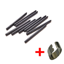 Graphic Drawing Pad Black Nibs 10PCS Replacement device Digital Tablets Pen Tips For Wacom BAMBOO CTE MTE CTL CTH