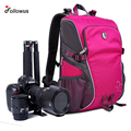 New 3 Color Camera Bags Deluxe DSLR SLR Camera Backpack Rucksack Bag Case RainCover For Nikon Sony Canon Photo Bag for Camera