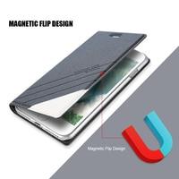FLOVEME Leather Flip Portemonnee Mobiele Telefoon Gevallen Voor iPhone 6 6 s 7 5 s Case Luxe Standhouder Cover Voor iPhone X 6 7 8 Plus Case
