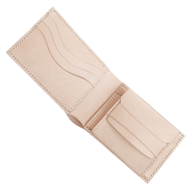 Japan Steel Blade Rule Die Cut Steel Punch Bifold Wallet Cutting Mold Wood Dies for Leather Cutter for Leather Crafts