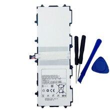 Замена 7000 мАч sp3676b1a аккумулятор для samsung galaxy note 10.1 gt-n8000 n8010