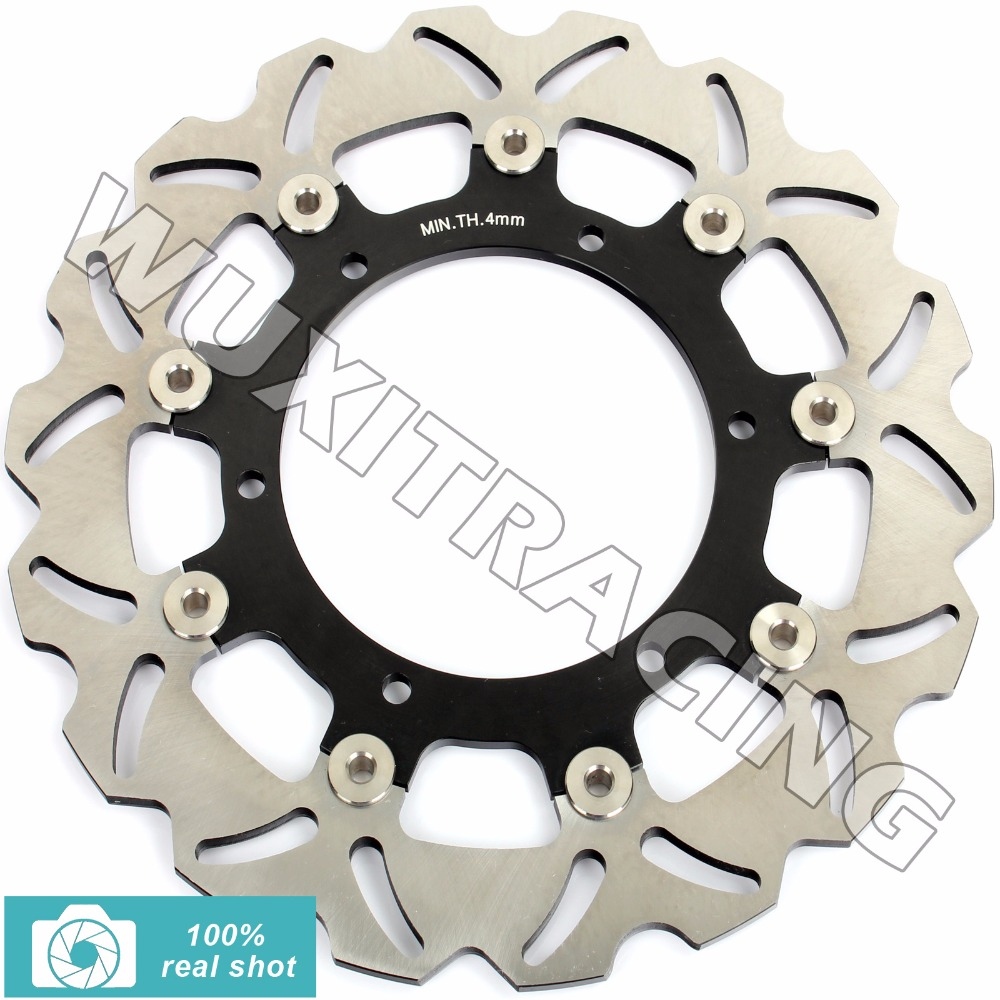 New Front Brake Disc Rotor for YAMAHA WR 125 250 WR125 WR250 X 08-14 09 10 11 12 13 XT 660 R XT600R 2004-2014 стоимость