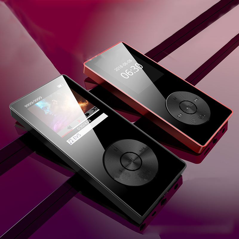 Mp4 music player student Walkman mp3 ultra thin mini e book card sports music recorder support lossless Bluetooth video playback in MP4 Player from Consumer Electronics