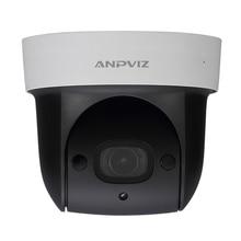 Wireless PTZ Dome IP Camera 1080P HD Zooming videcam WIFI surveillance Webcam indoor alarm system CCTV Webcam 5X