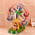 Retro Noria Coffection Craft Classic Clockwork Juguetes Adultos Juguetes Escaparate Tinwork Cielo Grande Rueda de Juguetes Artesanales