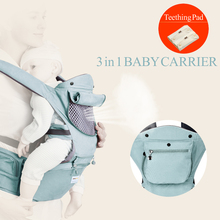 2017 New Design Baby Carrier Hipseat Baby Stool Breathable Backpacks Cotton Sling Wrap Baby Carrier Front Backpack 0-36M 36Kg