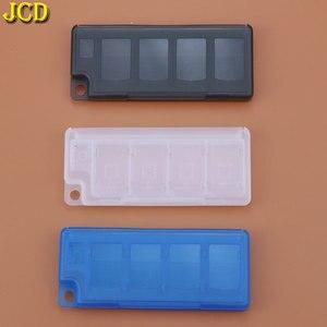 Image 2 - JCD 8 in 1 Portatile Gioco di Carte per Nintend Interruttore NS Gioco di Carte per Interruttore Antiurto Duro Borsette di Stoccaggio box