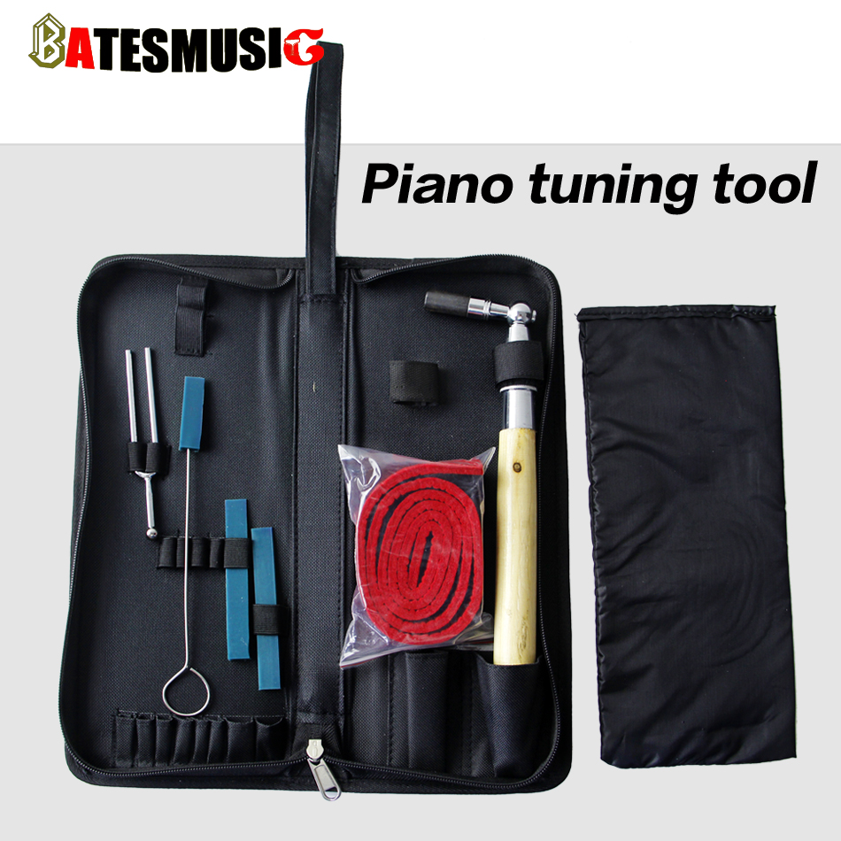 Grand Piano Tuner Kit Upright Piano Tuning Tool Piano Parts Accessories