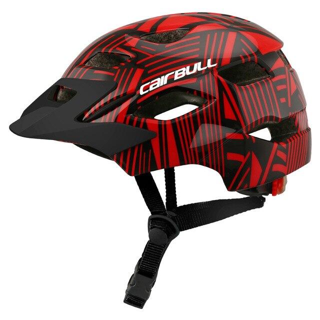 Cairbull JOYTRACK 2019 roda de balanço de scooter capacete da bicicleta das crianças deslizando capacete com luz da cauda 6 cor opcional 1