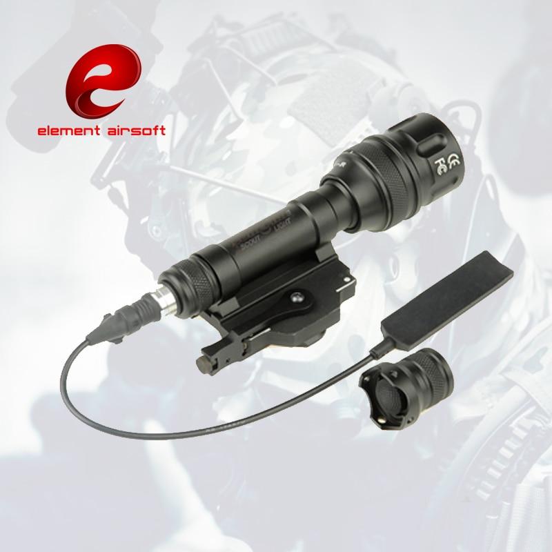 EX 345 Element SF M620V Scout Light LED Weapon Light Flashlight full version tactical light