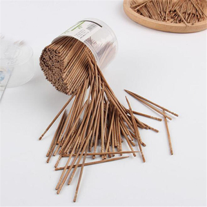 New 800 Pcs/lot Wood Toothpick Disposable Toothpick For Home Restaurant Hotel Tableware Decor Tools