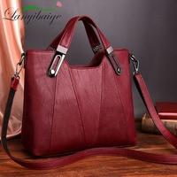 2019 NEW Women Shoulder Messenger Bag Luxury Leather Handbags Women Bags Designer Famous Brand Female Crossbody Bags Sac A Main