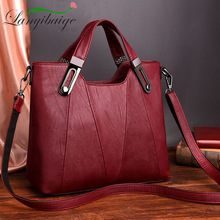 2020 NEW Women Shoulder Messenger Bag Luxury Leather Handbags Women Bags Designer Famous Brand Female Crossbody Bags Sac A Main
