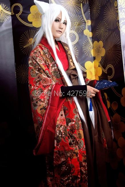 Online Shop Deluxe Kamisama Kiss Kamisama Hajimemashita Tomoe Kimono  Cosplay Costume | Aliexpress Mobile