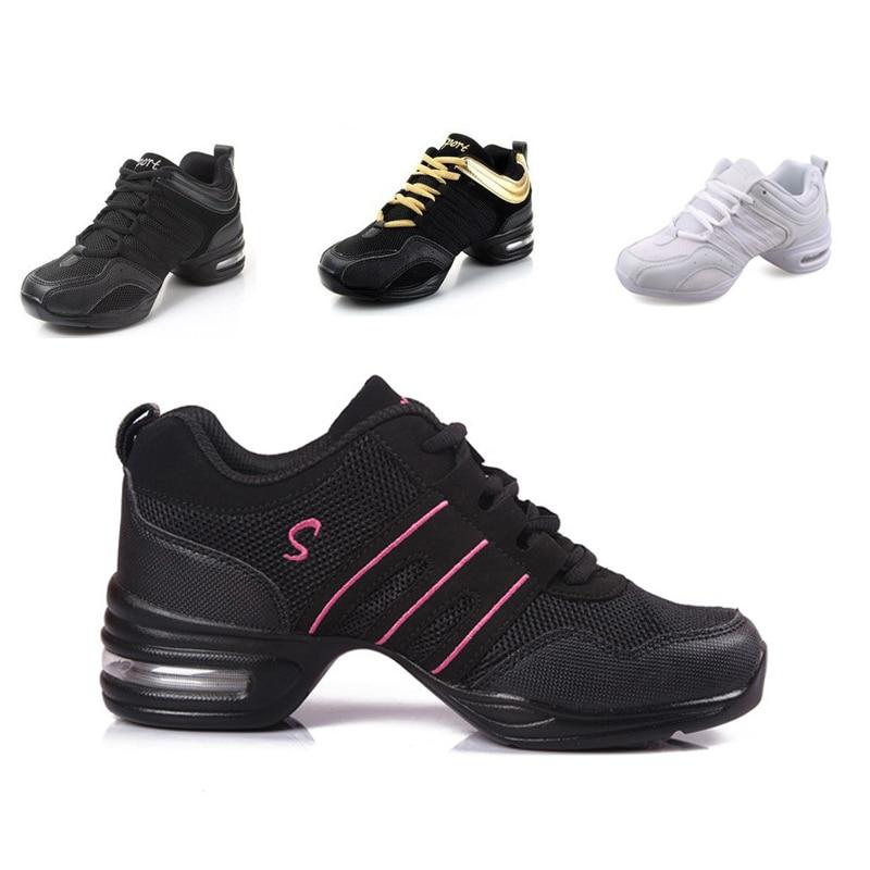 3fb2f3bbf2d60 Aliexpress.com  Comprar Zapatos de baile para mujer zapatos Hip Hop Jazz  zapatillas de baile para mujer talla grande 41 42 zapatos de baile  transpirables de ...