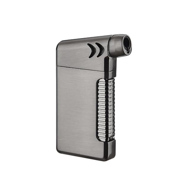 Briquet à tuyau à Jet Compact, pistolet à pulvérisation, Turbo, briquet à cigare métallique, 2019 C, coupe vent, nouveau, 1300