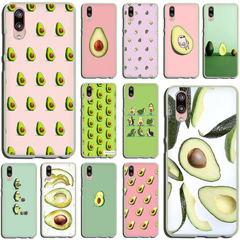 Avocado Hard Phone Case for Huawei Honor 20 Play 6 7 8 A C Pro 2GB