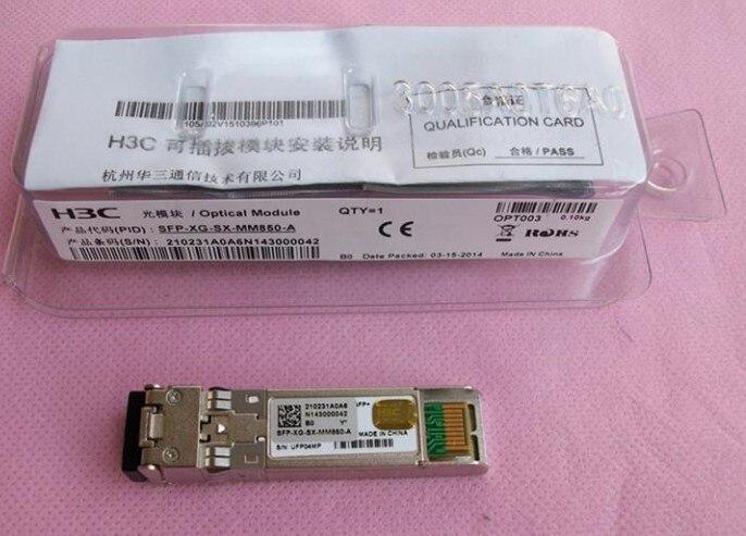 H3C SFP-XG-LX-SM1310-E SFP-1310nm-10km-10GH3C SFP-XG-LX-SM1310-E SFP-1310nm-10km-10G
