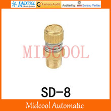 SD-8 SD Type of Timing Muffler Pneumatic components solenoid valve deadened the noise of the silencer